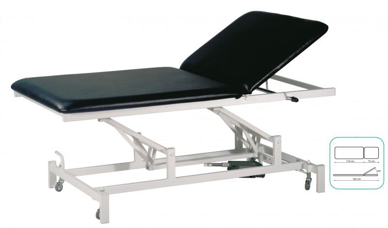 bobathliege bobath liege therapieliege elektrisch. Black Bedroom Furniture Sets. Home Design Ideas