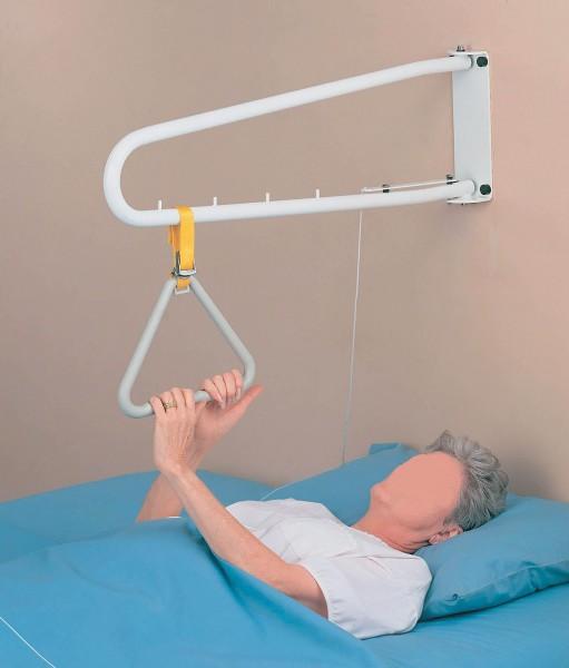 Bettaufrichter Bettgalgen Aufrichthilfe Wandmontage Mit
