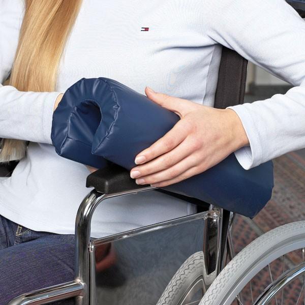 polster f r armlehnen rollstuhl sessel oder stuhl krankenpflege fahren und gehen rollst hle. Black Bedroom Furniture Sets. Home Design Ideas