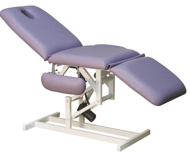 therapieliege elektrisch liege patientenstuhl massage. Black Bedroom Furniture Sets. Home Design Ideas