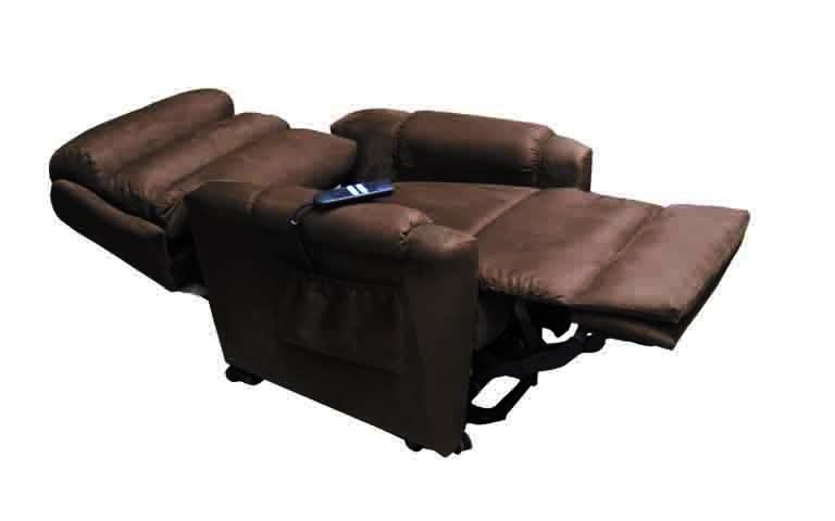 aufstehsessel novum 1 motorig mit aufstehhilfe sessel braun medizinische m bel bett wohnen. Black Bedroom Furniture Sets. Home Design Ideas